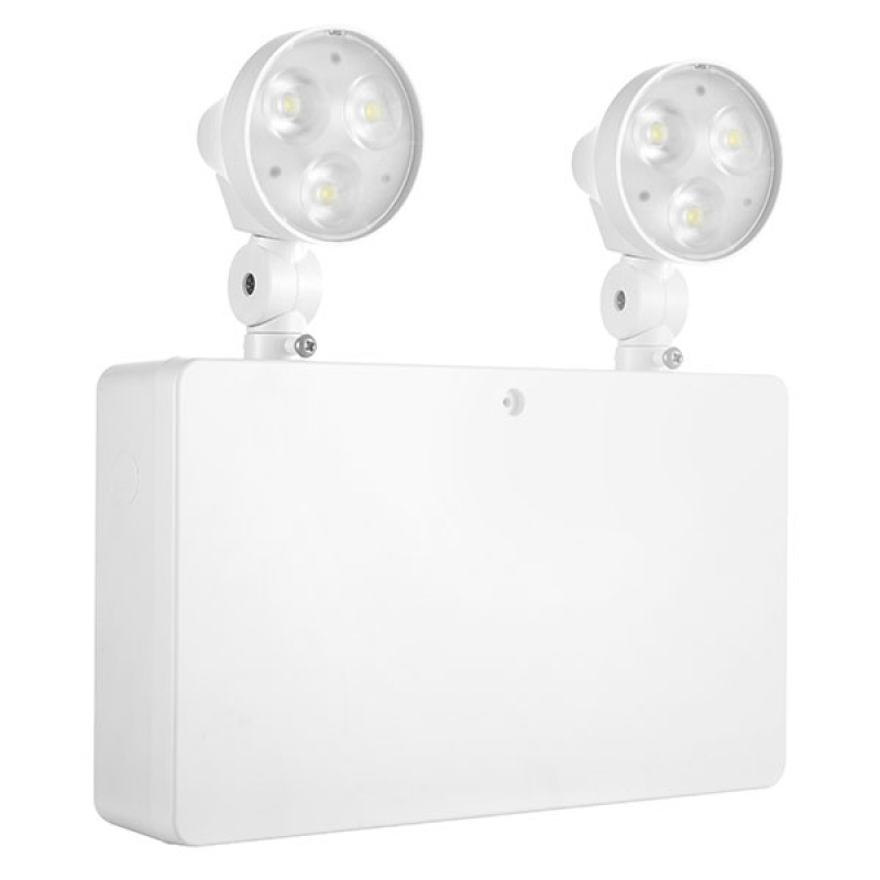 Bell 09050 6w LED Emergency Twin Spot IP20 Rated