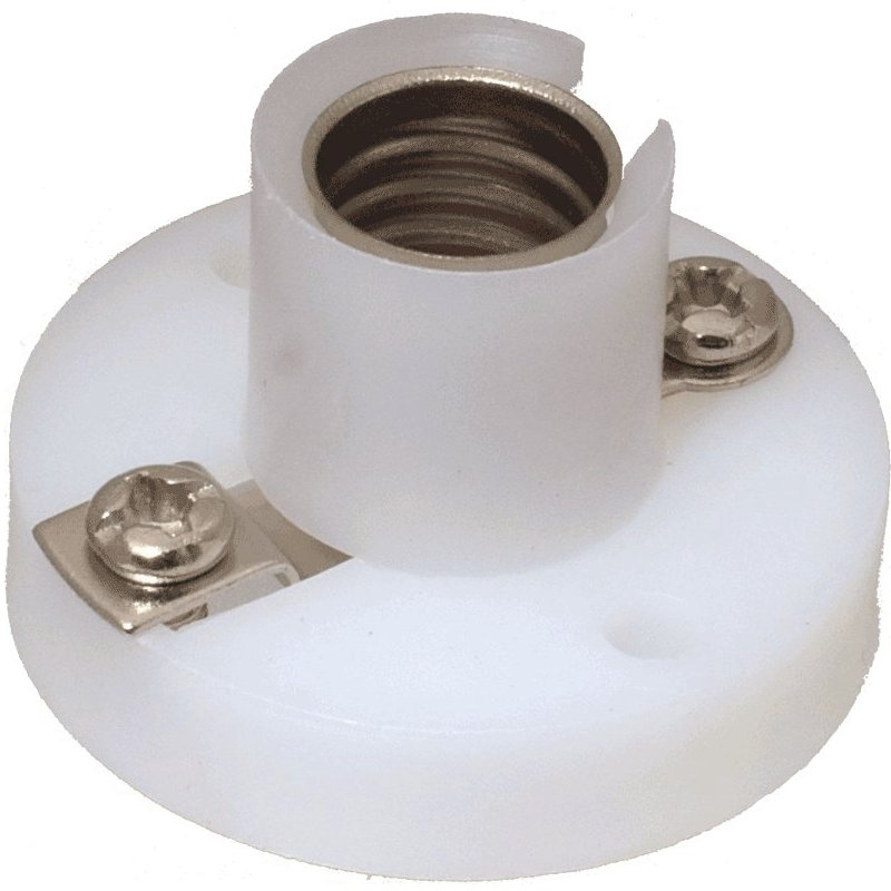 Low Voltage Batten Lampholder