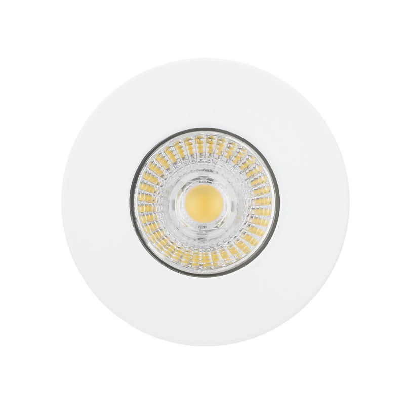 Bell 10650 Firestay MV Showerlight Downlight IP65 White