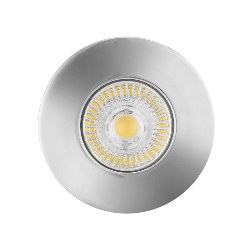 Bell 10652 Firestay MV Showerlight Downlight IP65 Chrome