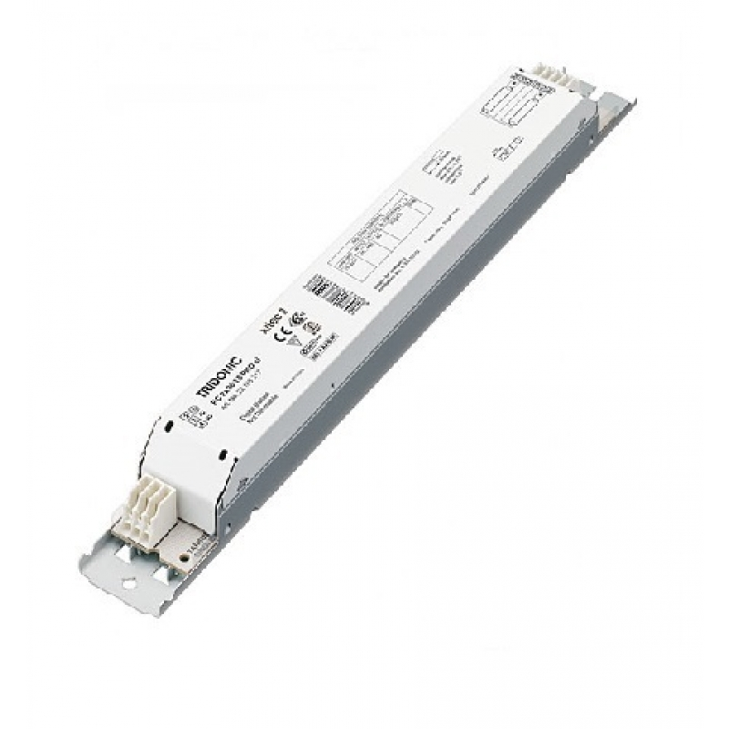 Tridonic 22185218 2 x 58Watt T8 Non Dimmable Ballast PC2/58T8PRO