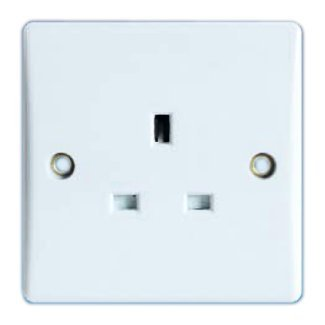 13Amp Single Socket
