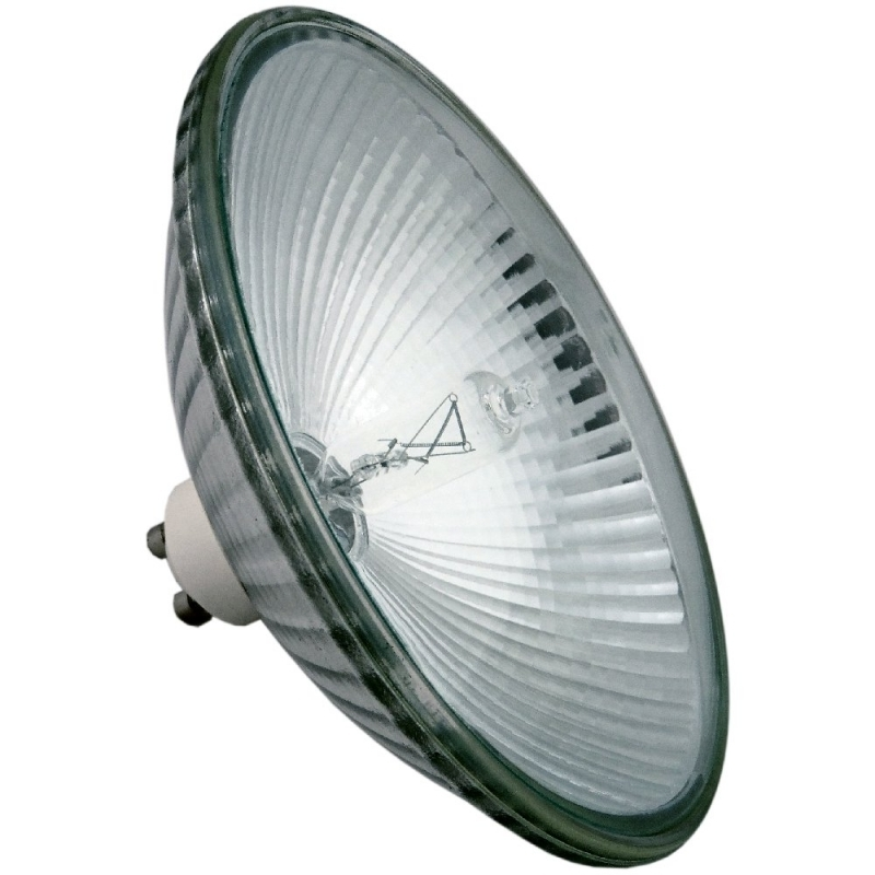Halogen ES111 240V 50W Aluminium Flood