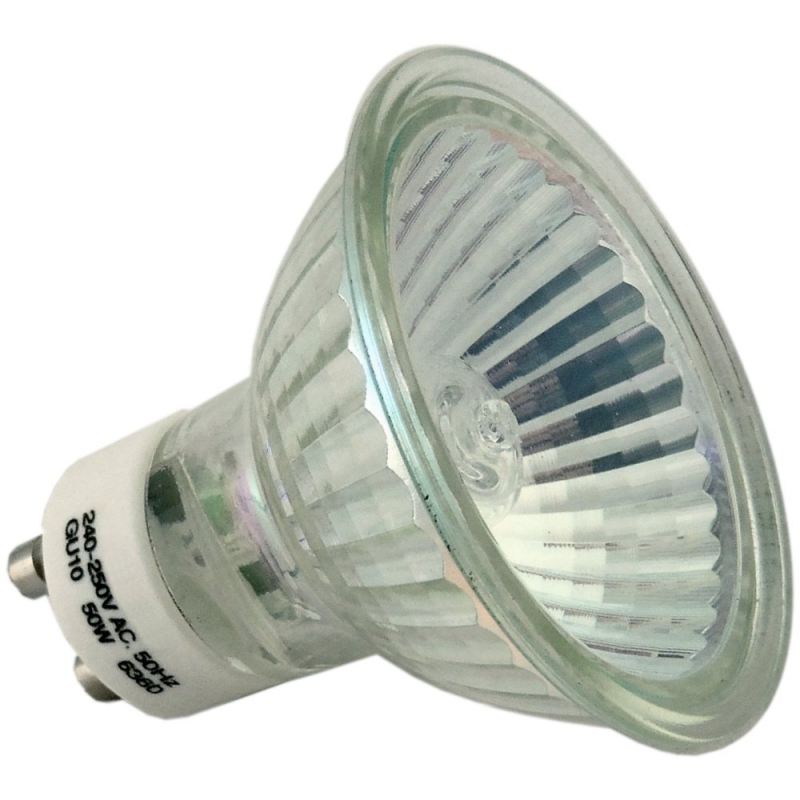 50W Halogen PAR16 Flood GU10 ES50