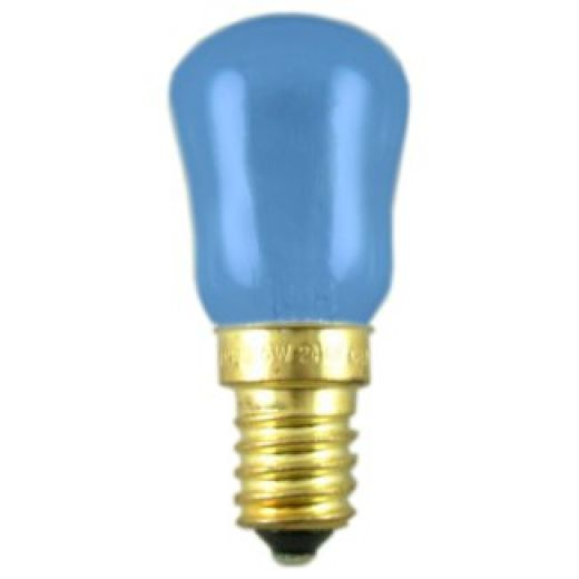 Blue 15W SES/E14 Pygmy  Sign Lamp