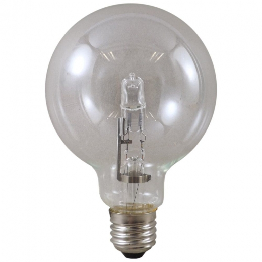 Clear Incandescent 18W ES-E27mm Globe Light Bulb 640018950