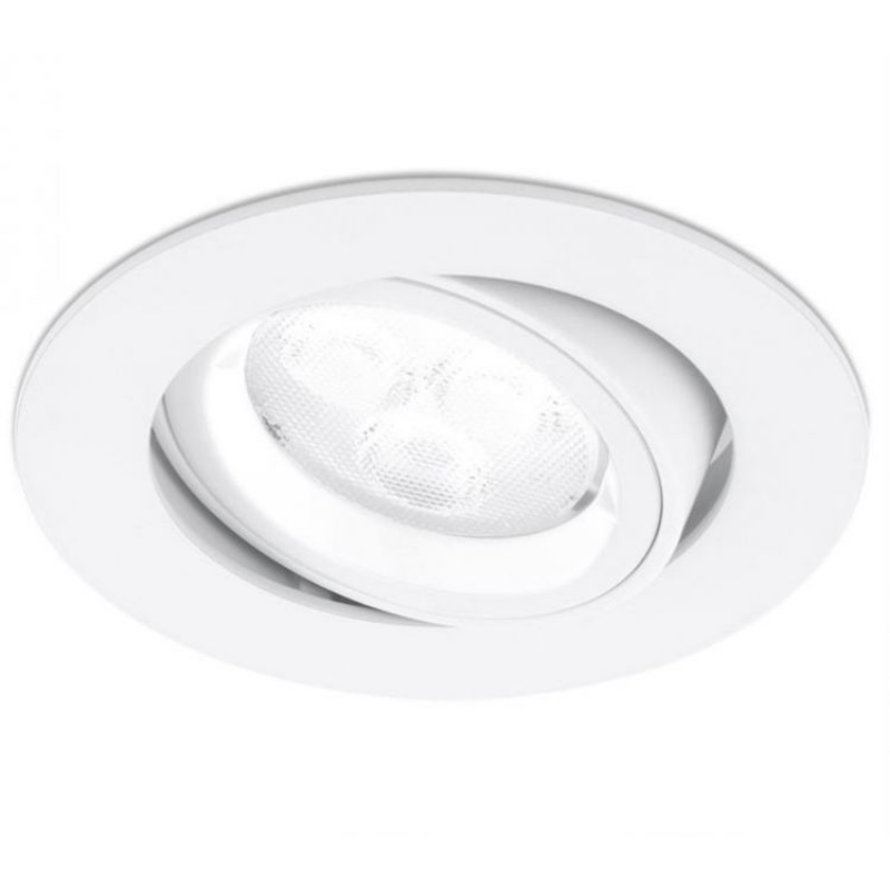 Aurora AU-DLM357 GU10 Adjustable Aluminium Downlight
