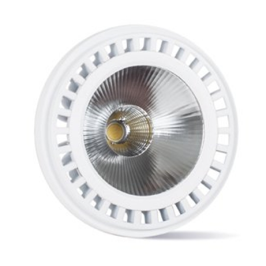 Amitex 15W AR111 Dimmable Cool White – White Finish AX041