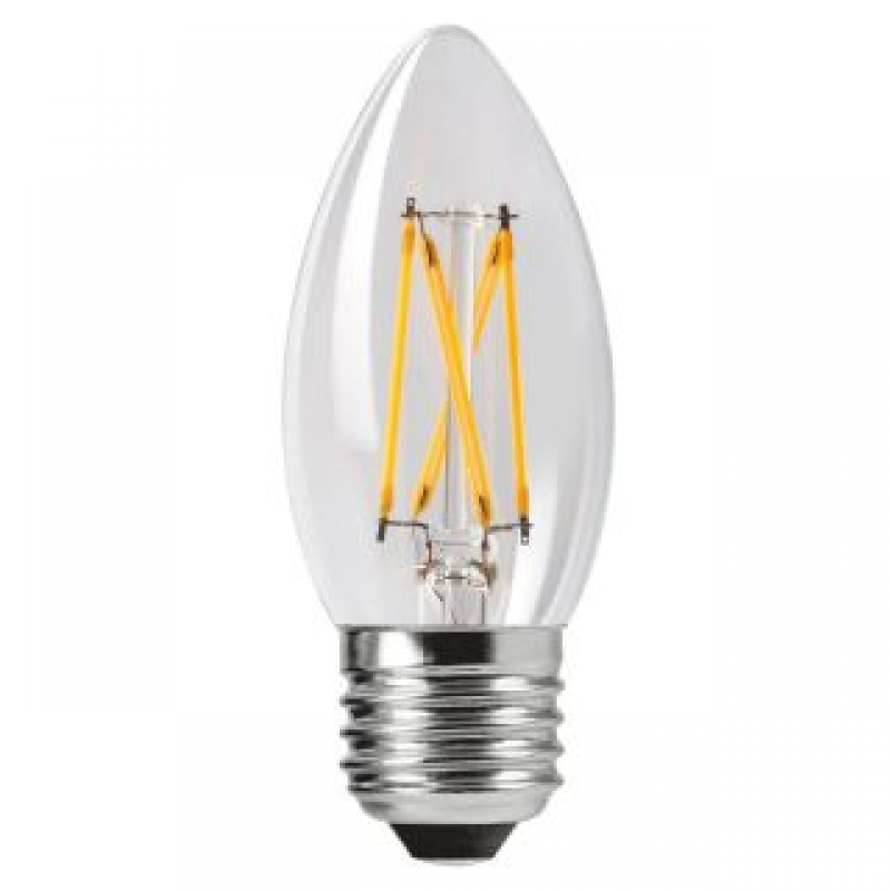 Amitex AX440 3.5W Dimmable Filament Candle lamp E27/ES 2700K