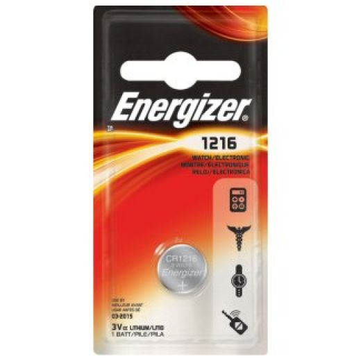 Energizer CR1216 Coin Battery