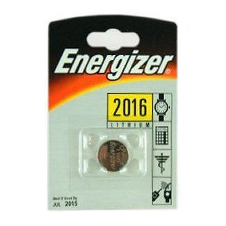 Energizer Lithium Coin 20mm CR2016