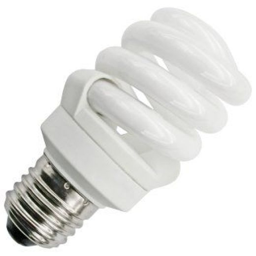 Daylight 6400k 11 watt ES-E27 Energy Saving Light Bulb