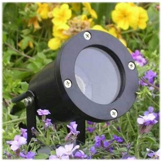 DL-GL01 Deltech Mains GU10 Garden Light Spotlight