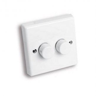 White 2-Way Dimmer Switch