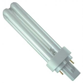 D-2 Pin Low Energy Fluorescent 18Watt Warm White