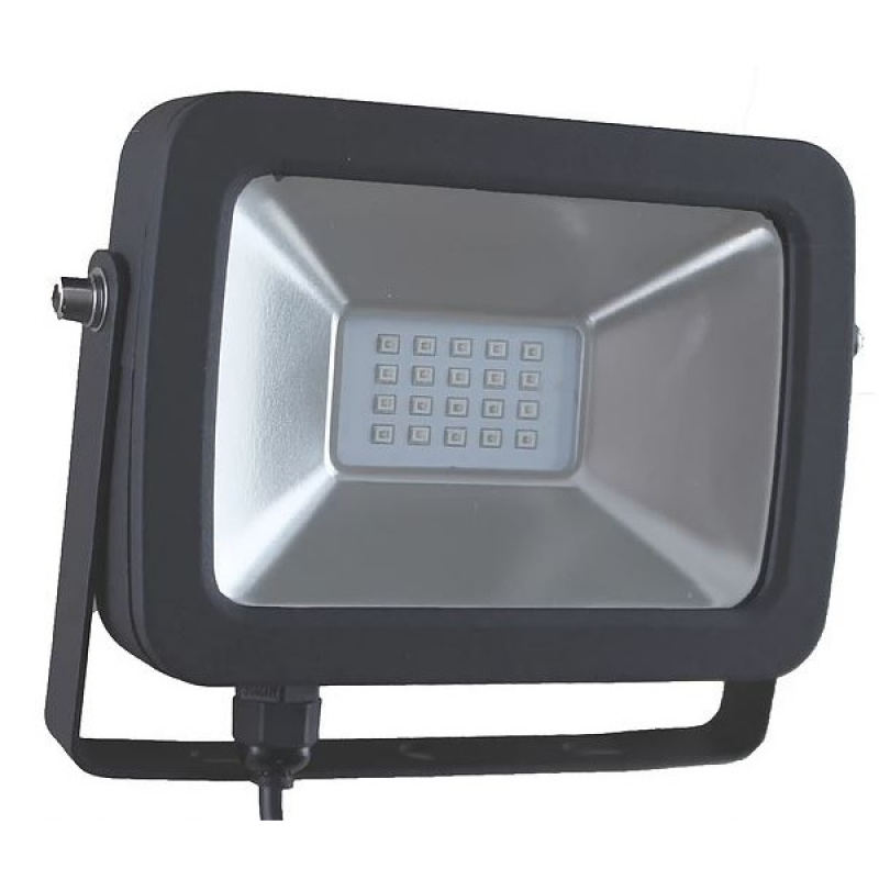 10W Red LED Floodlight FLA10RD