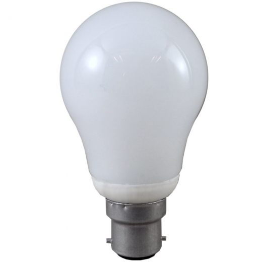 Energy Saving 12W BC CFL Warm White Light Bulb