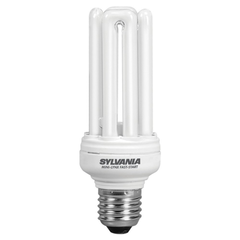 Sylvania 20Watt ES Fast Start Mini Lynx Energy Saver