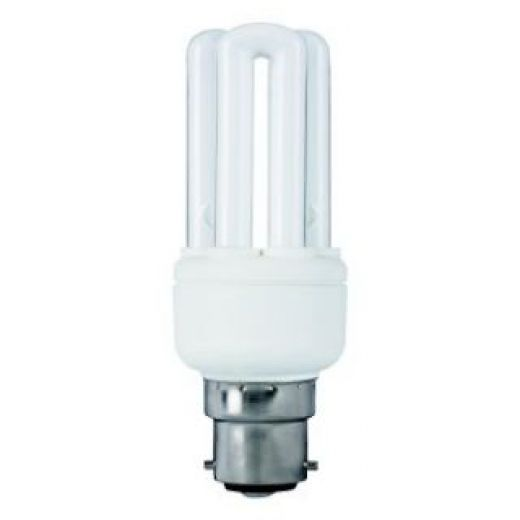 20W BC Triple Turn CFL 2700K