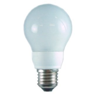 20W Soft Warm ES Energy Saving GLS Shape Bulb