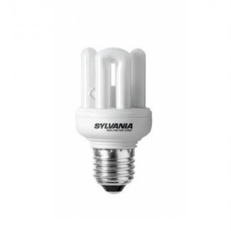 Sylvania 9Watt ES Fast Start Mini Lynx Energy Saver