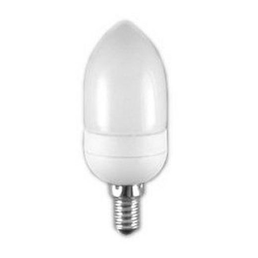 Bell 9Watt SES Compact Fluorescent Micro Candle