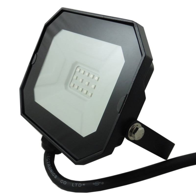 10W Blue LED Floodlight