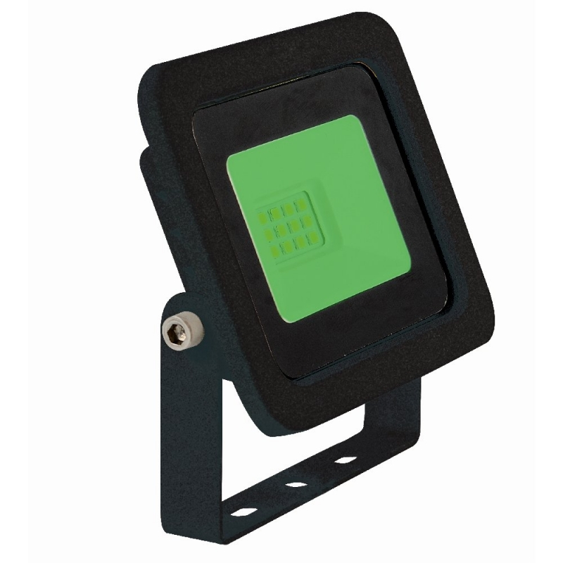 10 Watt Green LED Floodlight IP65