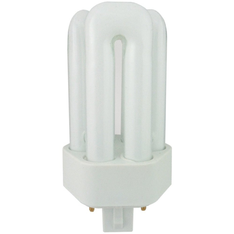 13Watt GX24q1 T/E Triple Turn Low Energy 4 Pin CFL Lamp 2700K