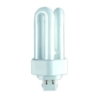 18Watt GX24q2 T/E Triple Turn Low Energy 4 Pin CFL Lamp 3500K