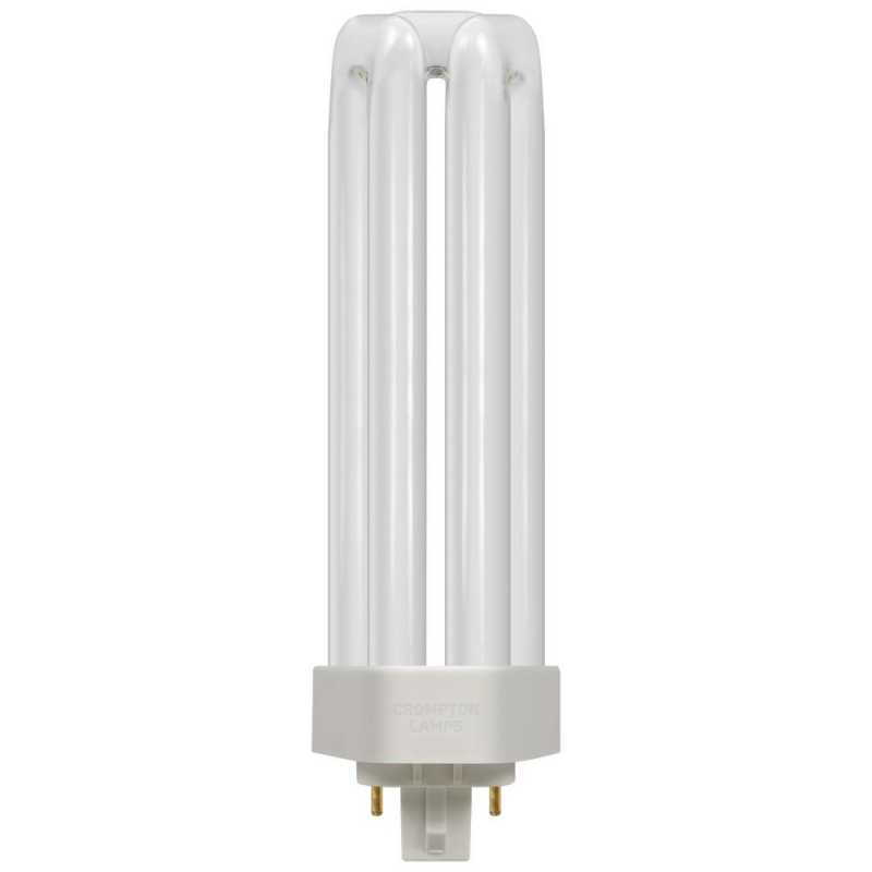 42Watt GX24q4 T/E Triple Turn Low Energy 4 Pin CFL Lamp 4000K