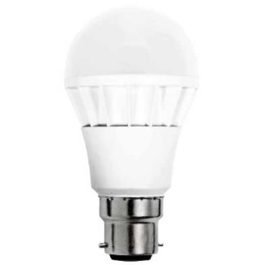 TCP LED A-Lamp 6W BC Dimmable LDA6WB22COA3000KD