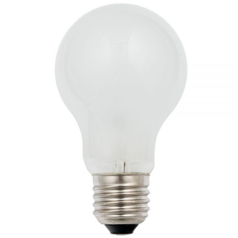 Low Voltage Pearl/Frosted GLS ES 60Watt Lamp 110V