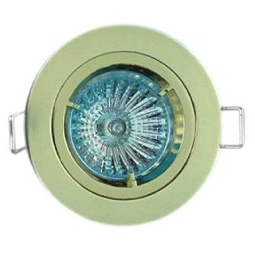 Cast Mains Downlights (GU10) Brass