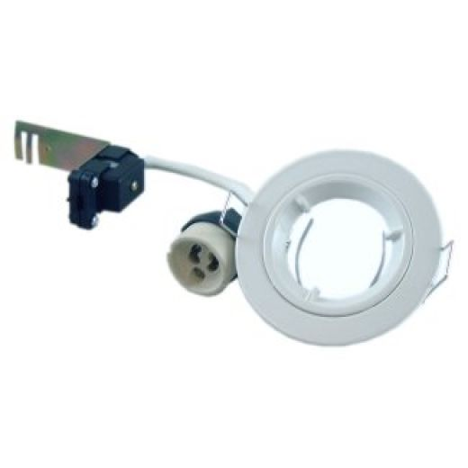 GU10 Cast White Downlight GUWHZ