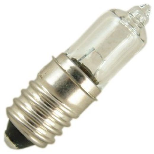 Tungsten Halogen MES Lamp 5.2V
