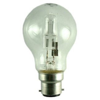 Halogen 100W BC Energy Saving Household Bulb