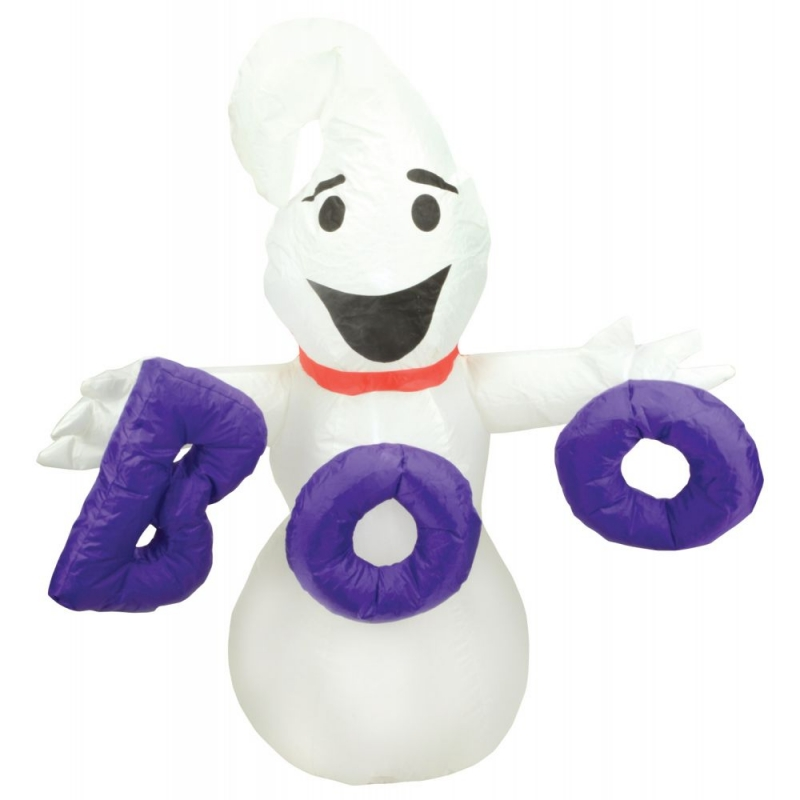 4ft Halloween Inflatable Ghost  SPECIAL OFFER