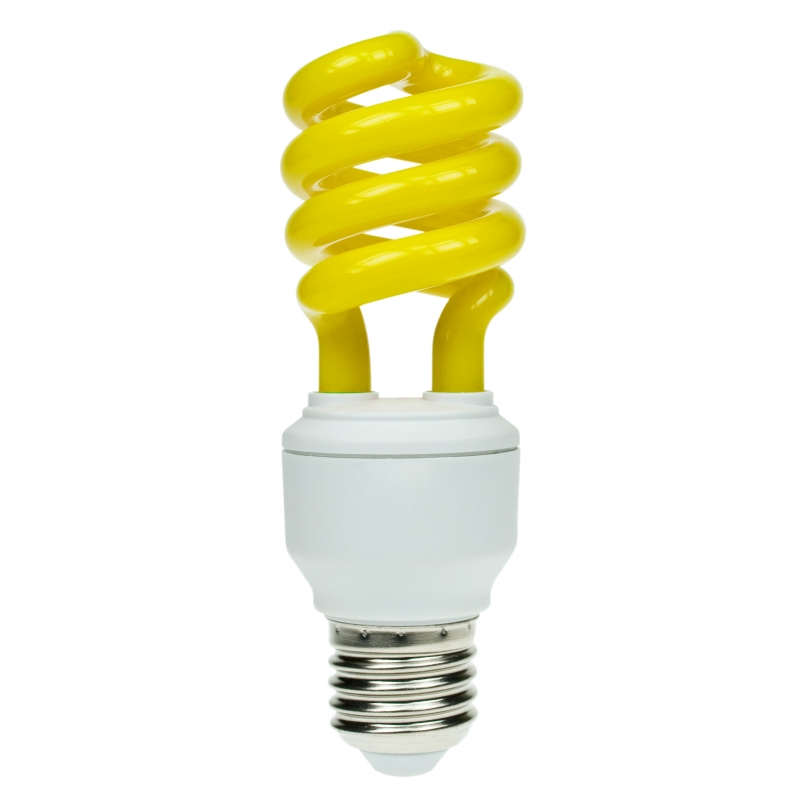 Helix 15w ES Yellow Energy Saver