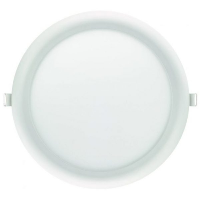 Integral LED Multi-Fit LED Downlight 18W 3000K (65-205mm Cut Out)