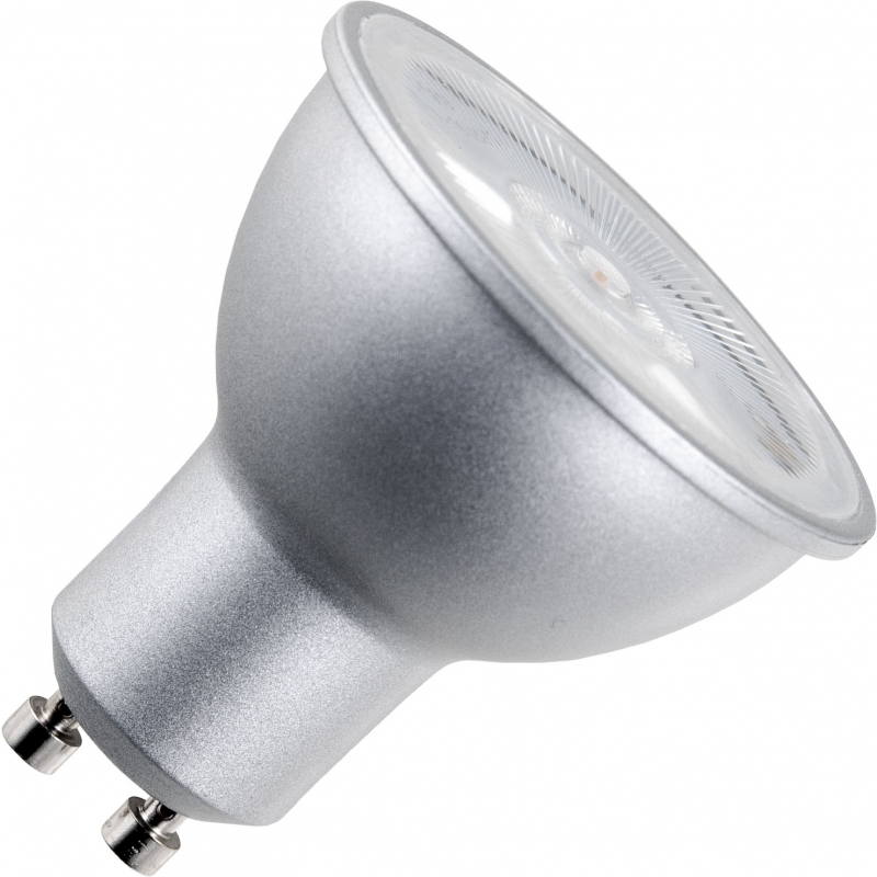 Narrow Beam Dimmable GU10 LED 7 watt 2700k Spot Light Bulb