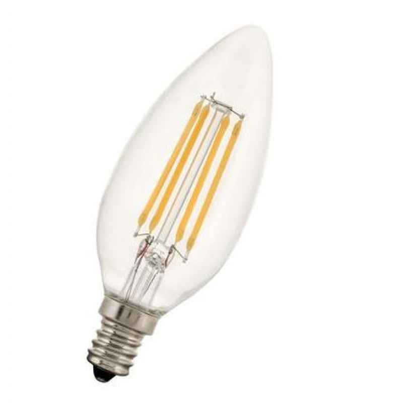 LED Filament Candle 240V 3W E12 Non Dimmable