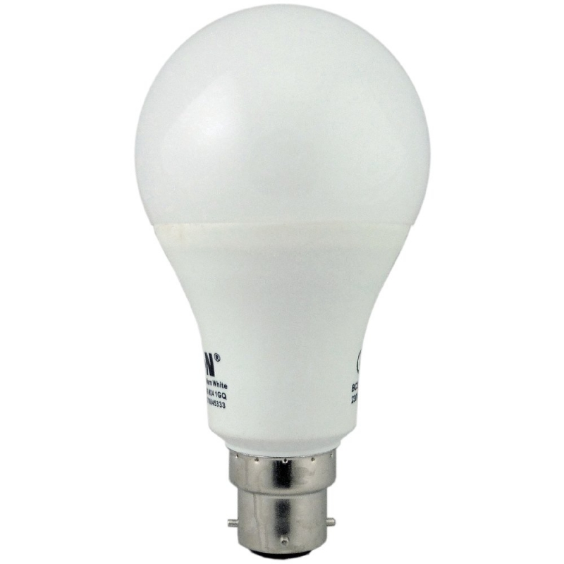 F1267LED MEM Eaton 3 pin Bayonet LED Lamp 15w 3000K