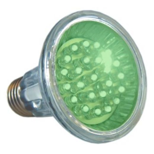 Crompton LED Multi PAR retrofit Lamp - Green