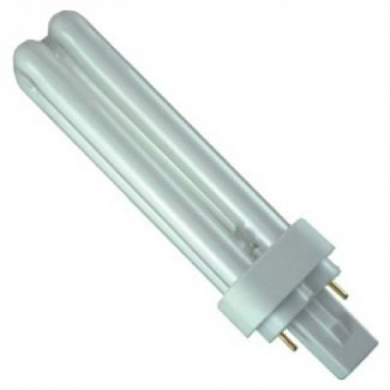 D-2 Pin Low Energy Fluorescent Lynx-D 13W 830 G24d-1