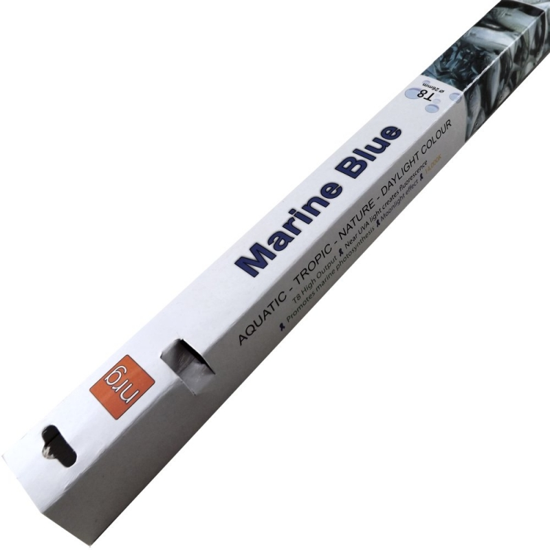 nrg Illumination T8 Antarctic Pro-Marine Blue 15W 450mm Tube AMBA15