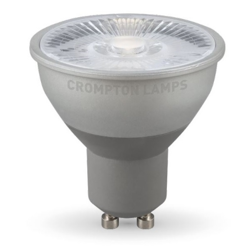 Crompton Narrow Beam 7W Dimmable LED GU10 15 Degrees 9431
