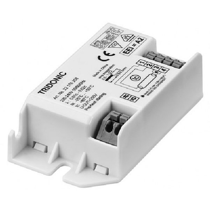 TRIDONIC PC1X4-13WBASIC CFL Non Dimmable Ballast