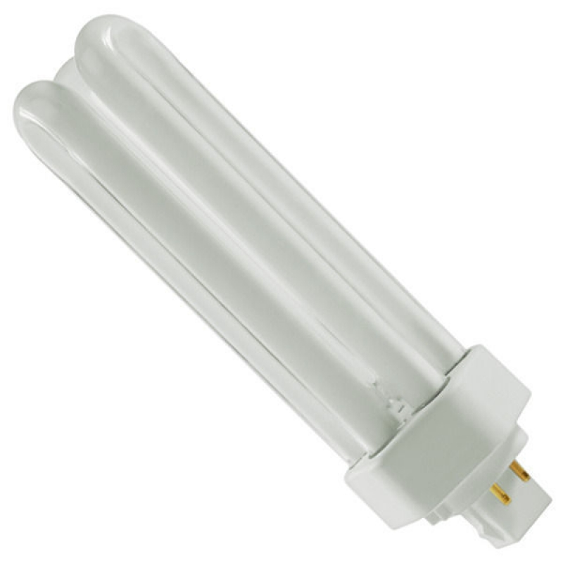 42W PLT-E Triple Turn 6500K CFL Lamp