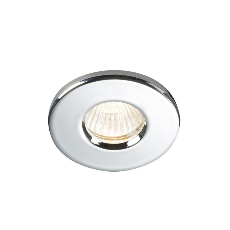 IP65 Chrome GU10 or MR16 Recessed Downlight
